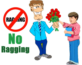 no ragging image